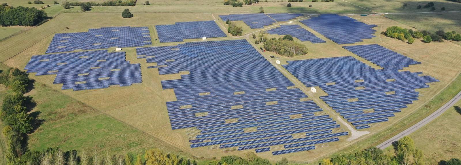 Centrales photovoltaïques au sol