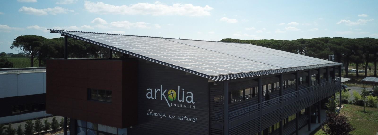 Portrait d'un Arkolien, Thibaut BESSIERE: Commercial photovoltaïque Sud-Est