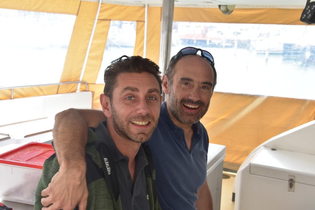 Jean Sébastien Bessière & Laurent Bonhomme
